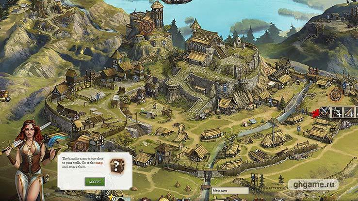 Княжеские Войны обзор игры