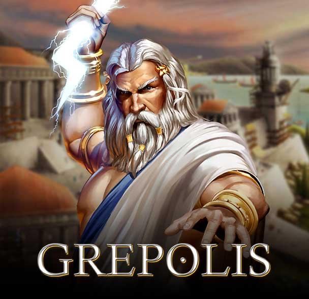 Древнегреческая стратегия Grepolis