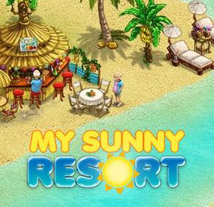 Экономическая RTS My Sunny Resort