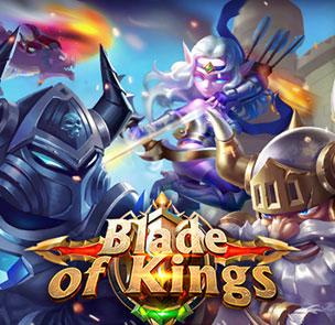 Волшебная RPG Blade of Kings