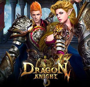 Межсерверная MMORPG Dragon Knight 2