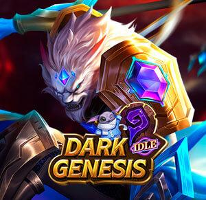 Динамическая MMORPG Dark Genesis
