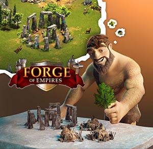 Мировая стратегия Forge of Empires