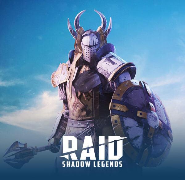 Фэнтази RPG Raid: Shadow Legends